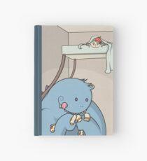 Monster under the Bed Hardcover Journal