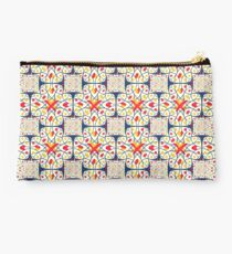 Intricate pattern Studio Pouch