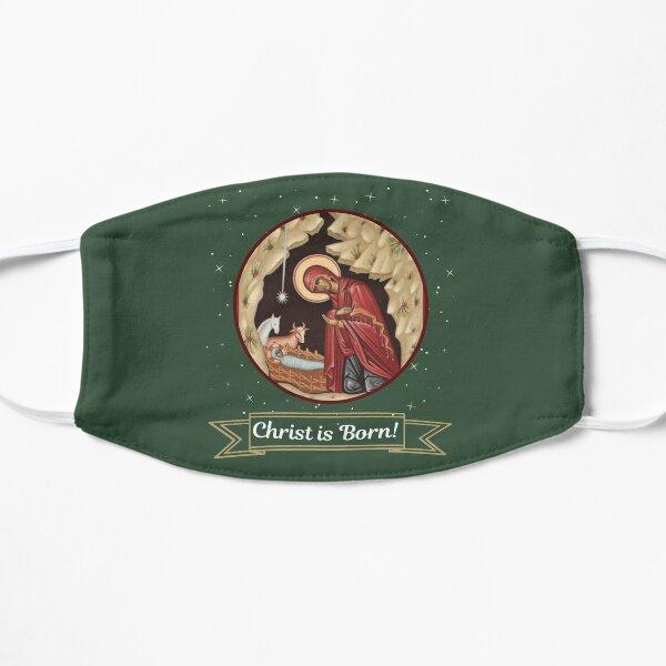 Christ Is Born! Flat Mask