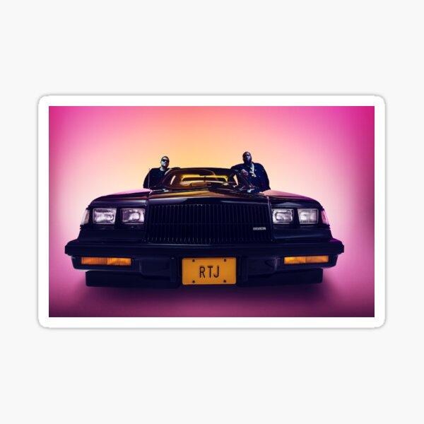 RTJ Original  Sticker