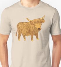 Highland COO (Cow) T-Shirt