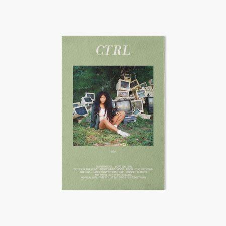 CTRL     Art Board Print