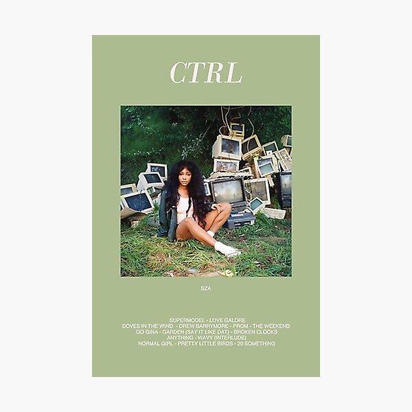 CTRL     Photographic Print