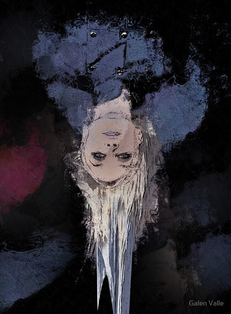 Drip - Grunge Expressionism with Mira Nox by Galen Valle
