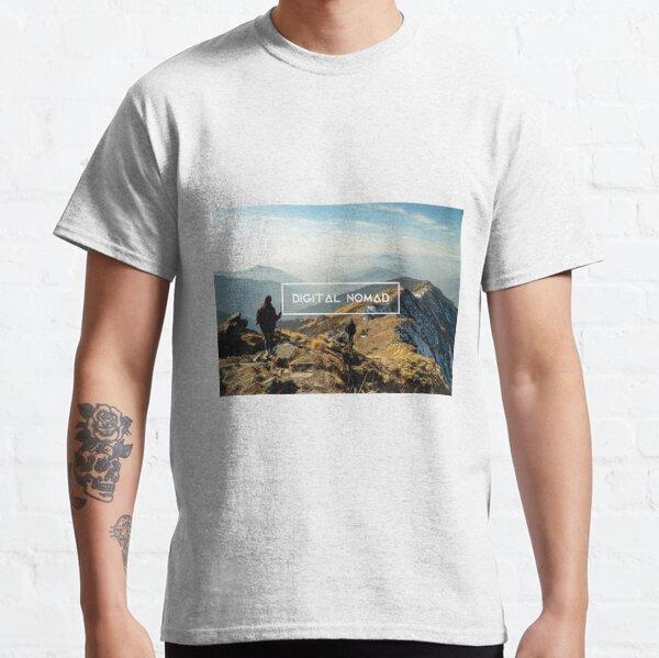 Nómada digital: Himalaya Camiseta clásica