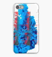 Proud Guns - Blue Gamer iPhone Case/Skin