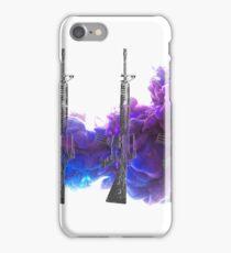 Proud Guns - Purple Gamer iPhone Case/Skin