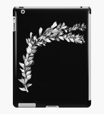 Wattle- Acacia cultriformis iPad Case/Skin