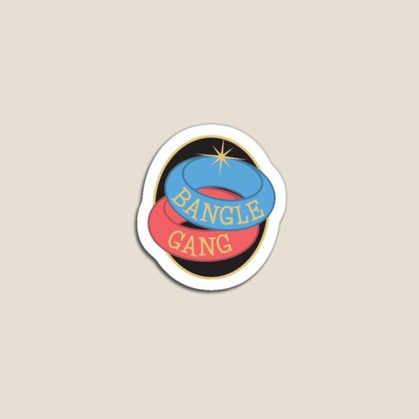 Splendette Vintage Bangle Gang Magnet