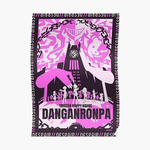 Danganronpa: Trigger Happy Havoc Poster