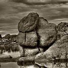 Watson Lake Prescott Arizona by K D Graves Photography