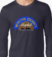 Walter Chang's Market Long Sleeve T-Shirt