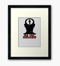 JM Inc. from Being John Malkovich Framed Print