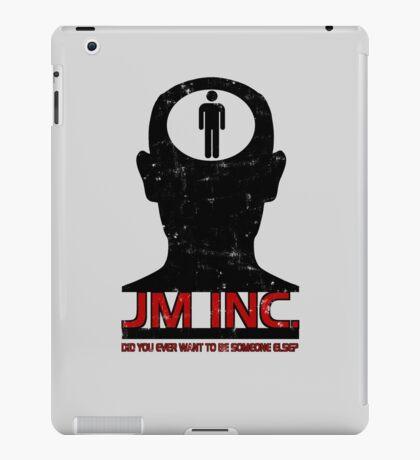 JM Inc. from Being John Malkovich iPad Case/Skin
