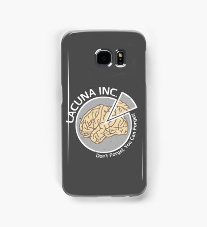 Lacuna Inc. logo from Eternal Sunshine of the Spotless Mind Samsung Galaxy Case/Skin
