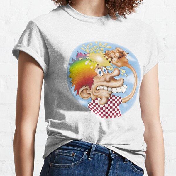 Grateful Dead Europe '72 Alt Art Band Shirt Classic T-Shirt