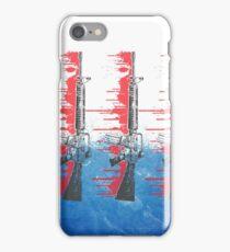 Proud Guns - Blue Base Gamer iPhone Case/Skin