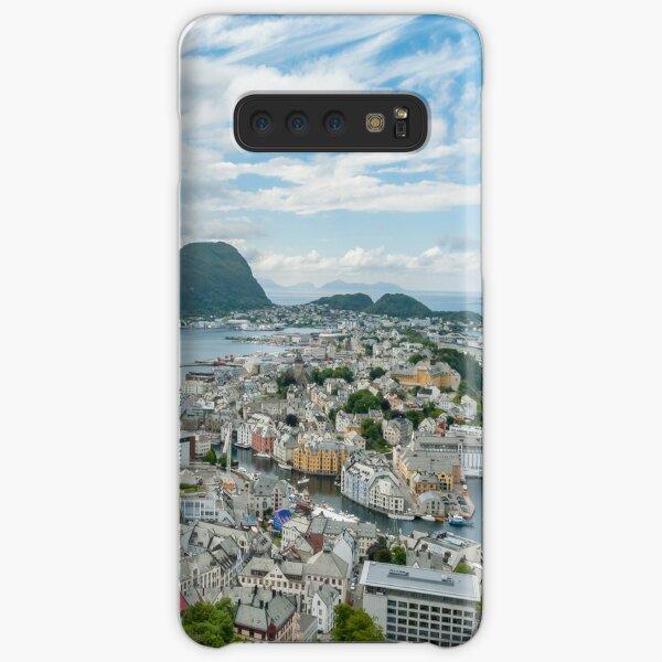 Ålesund in Norway be the sea Samsung Galaxy Snap Case
