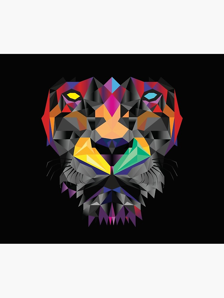 Futuristic Lion design by suzannemurphy