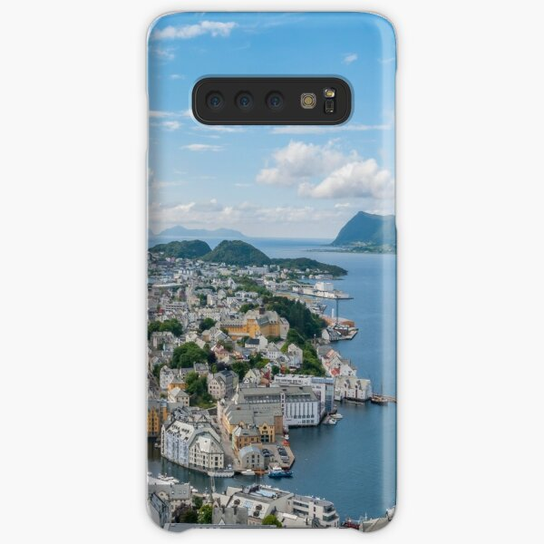 Ålesund in Norway Samsung Galaxy Snap Case