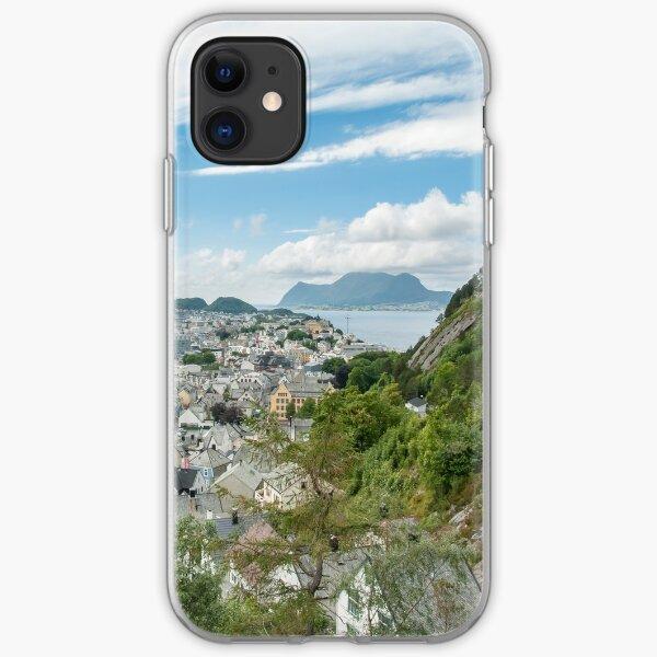 Norway at Ålesund in summer iPhone Soft Case