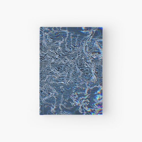 Over the Waves Hardcover Journal