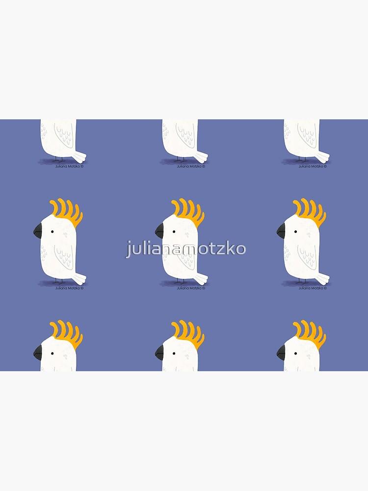 Cockatoo by julianamotzko