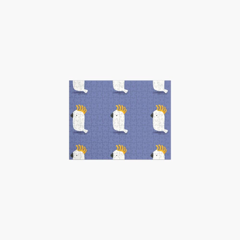Cockatoo Jigsaw Puzzle