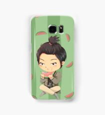 Taekwoon Watermelon Backgroud Version Samsung Galaxy Case/Skin