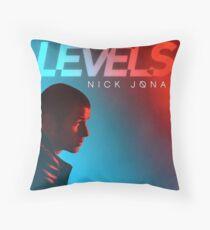 Nick Jonas Throw Pillow