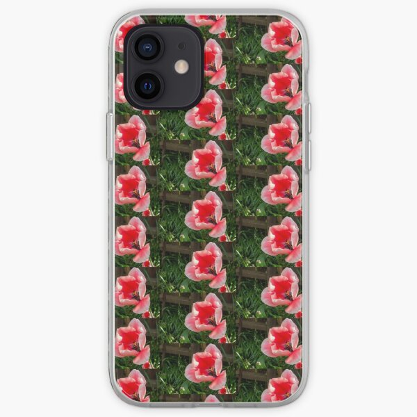 Pink Blossom iPhone Soft Case