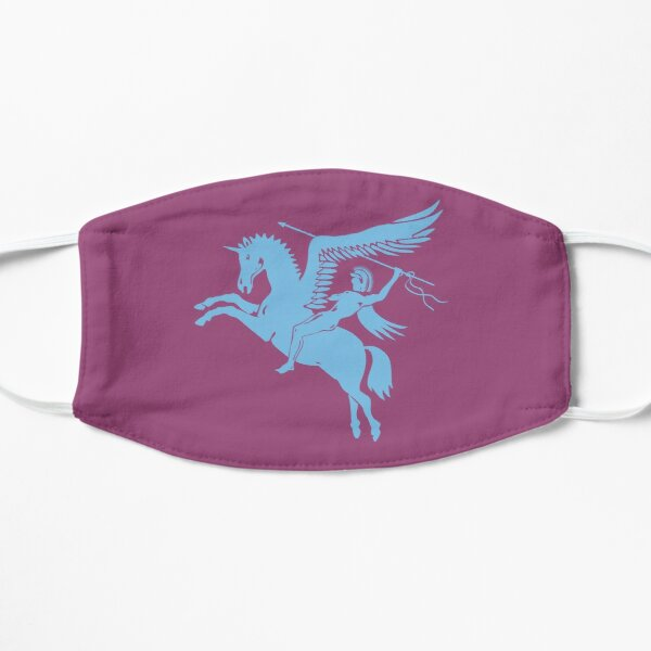PARAS. British Airborne Forces, Bellerophon riding Pegasus. Mask