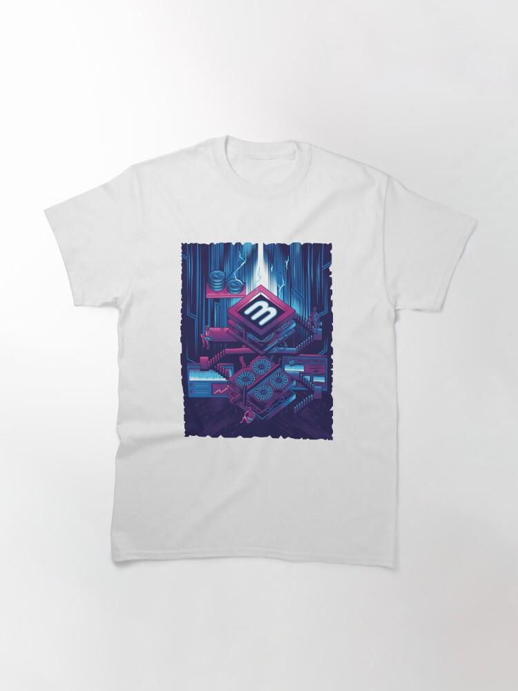 Alternate view of Crypto Mining Venture Classic T-Shirt