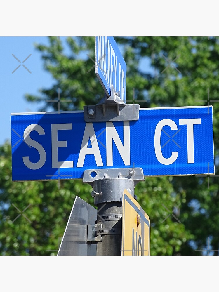 Sean, Sean mask, Sean socks, Sean sticker, Sean magnet, Sea puzzle by PicsByMi