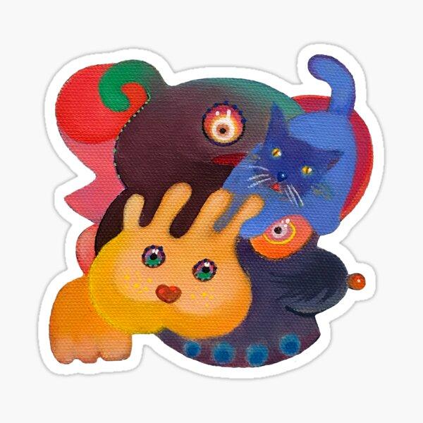 Wild Things Sticker