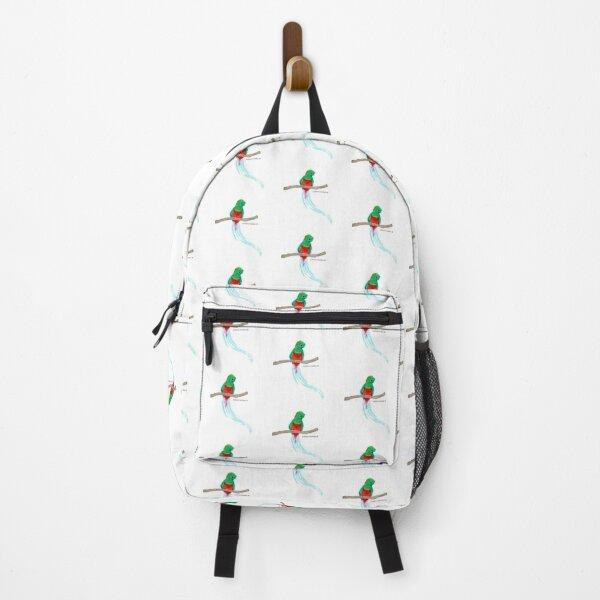 Quetzal Bird Backpack