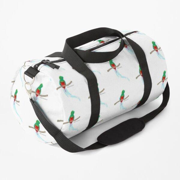 Quetzal Bird Duffle Bag