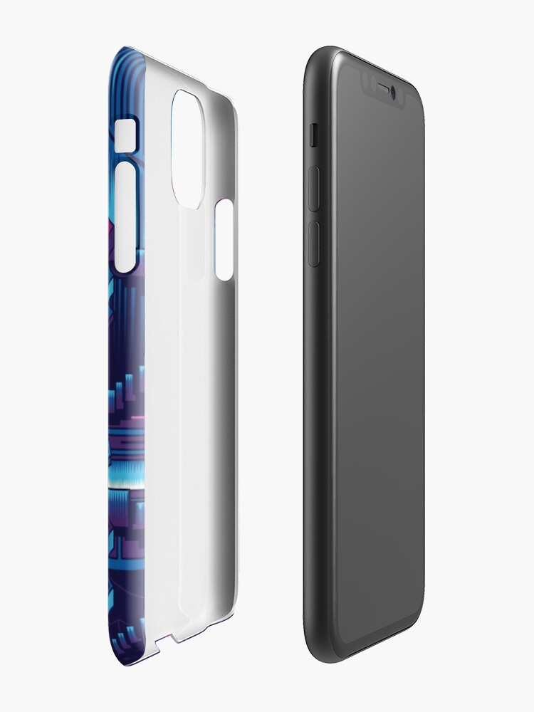 Alternate view of Crypto Mining Venture iPhone Case & Cover