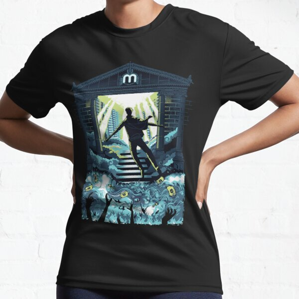 Crypto Mining Haven Active T-Shirt