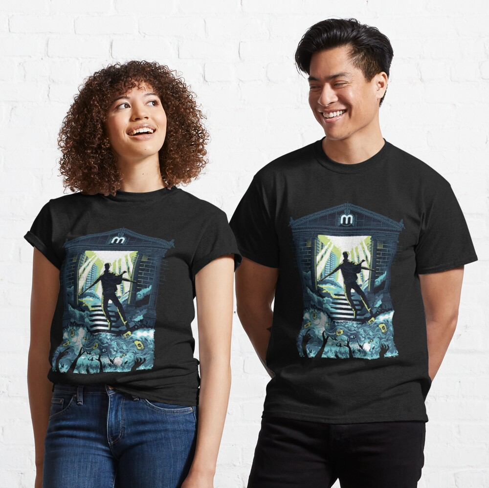 Crypto Mining Haven Classic T-Shirt