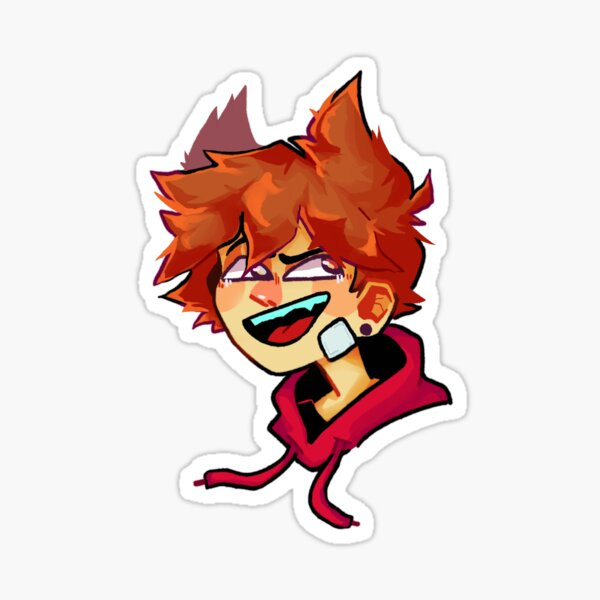 Rat boi [Eddsworld Tord]  Sticker