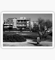 Ostia seafront: standpipe Sticker
