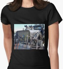Mad Max Fury Road Vehicle Women's Fitted T-Shirt