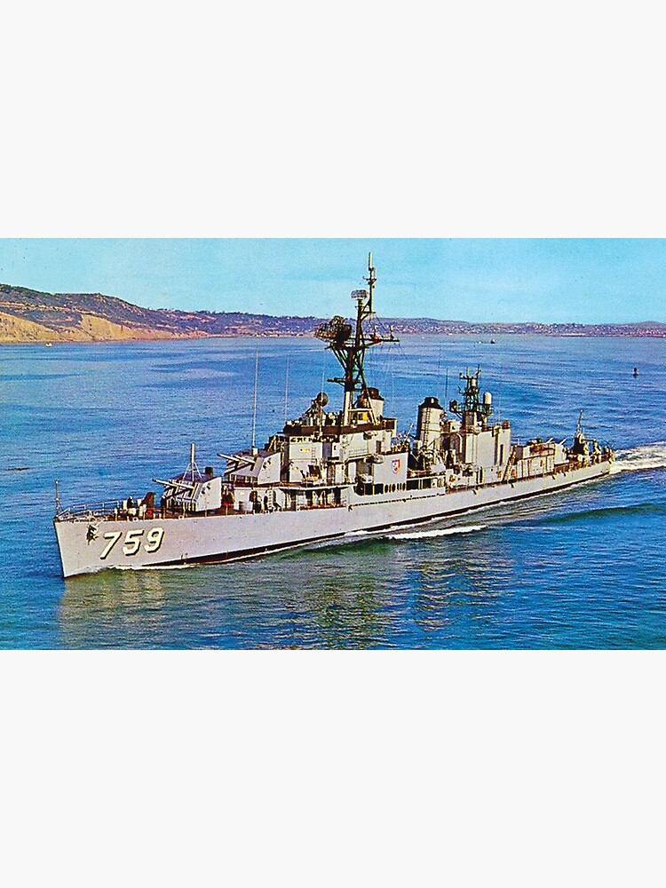 USS LOFBERG (DD-759) SHIP'S STORE by militarygifts