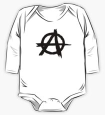 ANARCHY SYMBOL One Piece - Long Sleeve