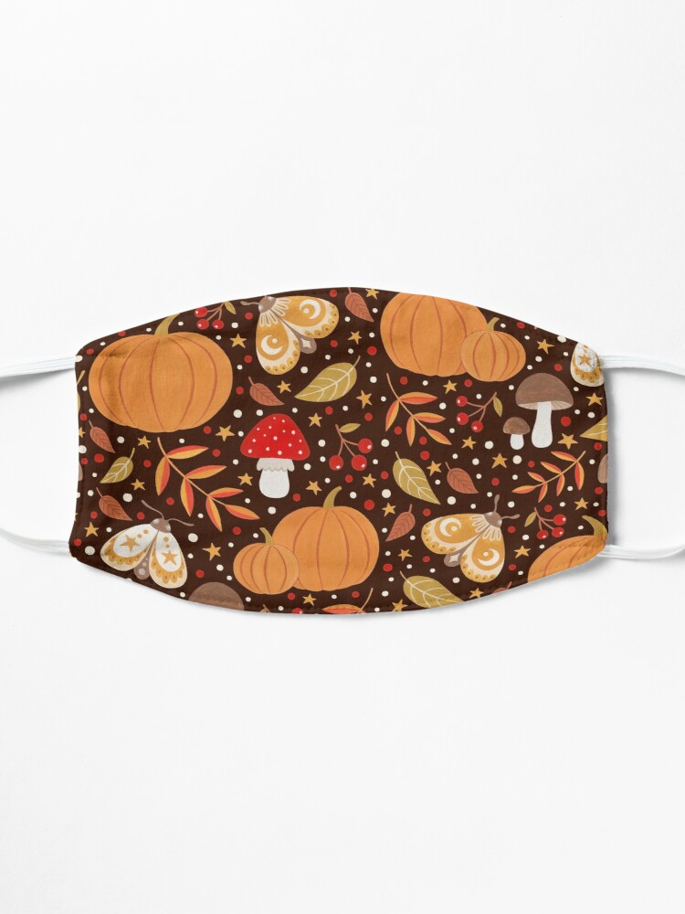 Alternate view of Autumn elements Mask
