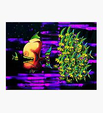 In The Tank - Bonestalkeropportunistker & a pack of Buzzripperscaddlecus Photographic Print