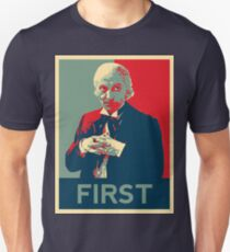 First doctor - Fairey's style T-Shirt