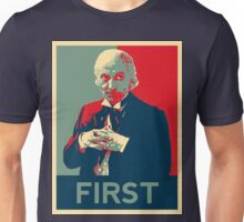 First doctor - Fairey's style Unisex T-Shirt