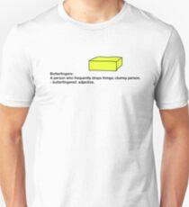 Butterfingers Definition T-Shirt